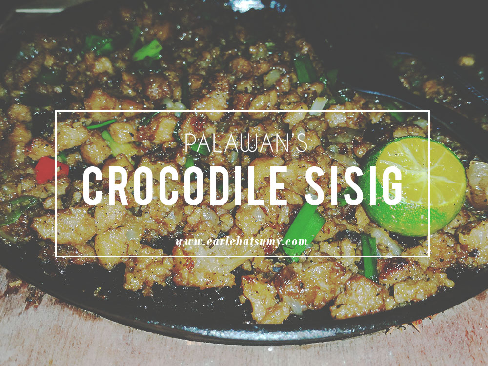 Australian crocodile food